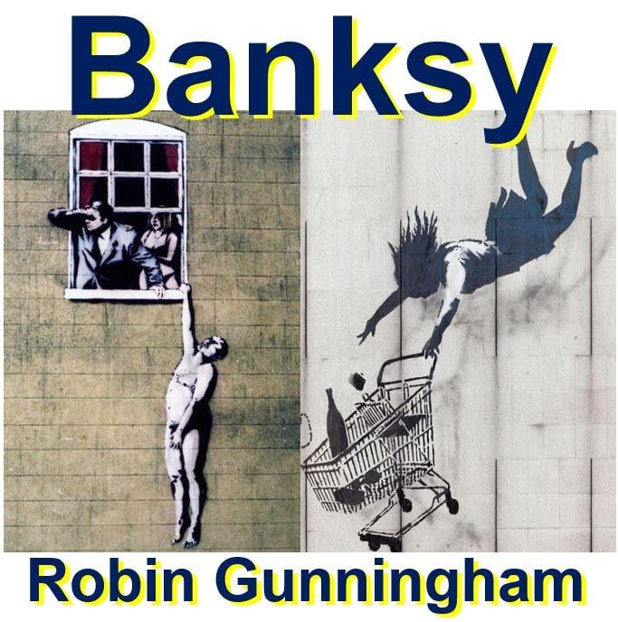 Banksy identity found