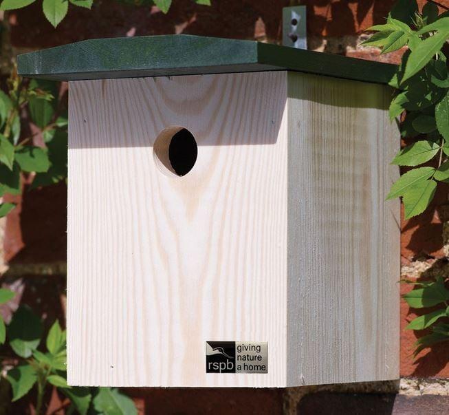 Bird nestbox