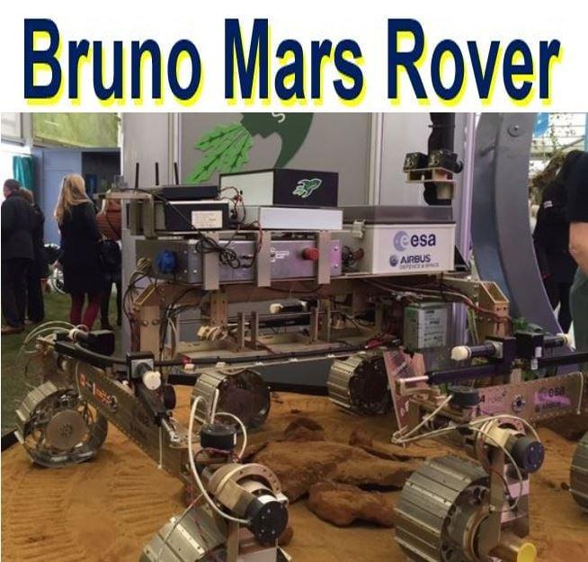 Bruno Mars Rover