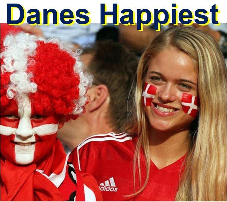 Danes Happiest