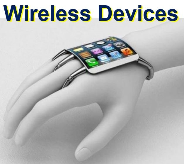 Graphene for wireless devices