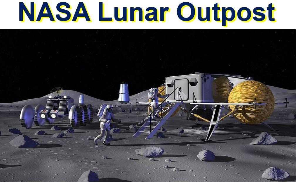 NASA Lunar Outpost