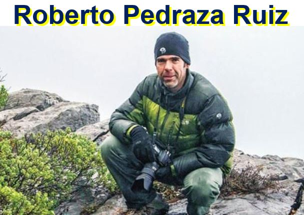 Roberto Pedraza Ruiz
