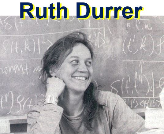 Ruth Durrer
