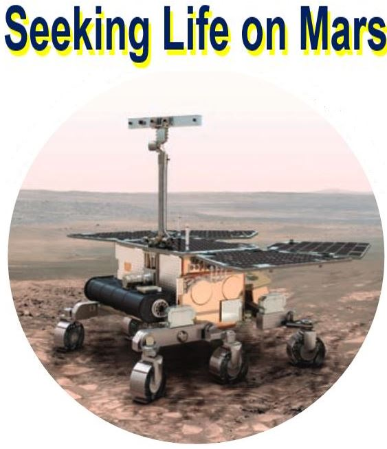 first mars rover invented - photo #42