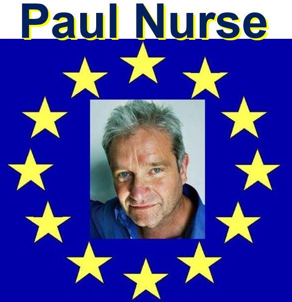 Sir Paul Nurse is pro EU