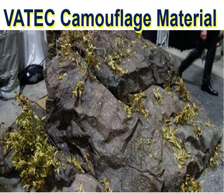 VATEC camouflage material