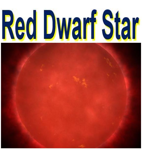 Alien life might be orbiting red dwarf stars say SETI ...