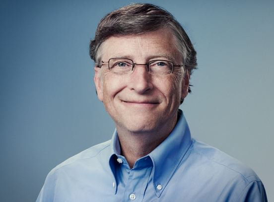 Bill Gates fears AI