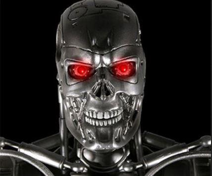 Evil intelligent robot