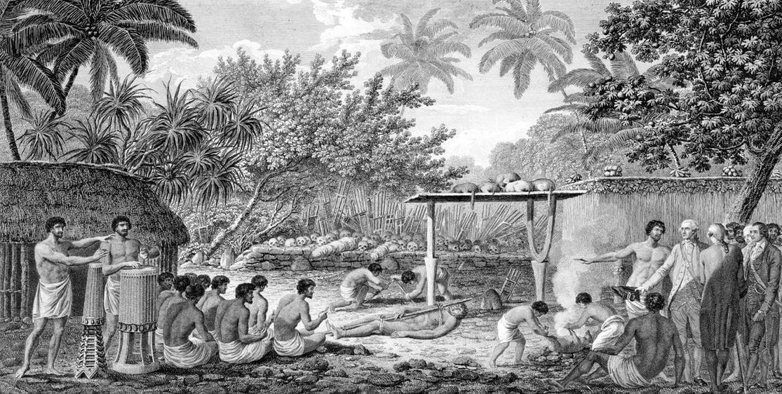 Human Sacrifice Tahiti