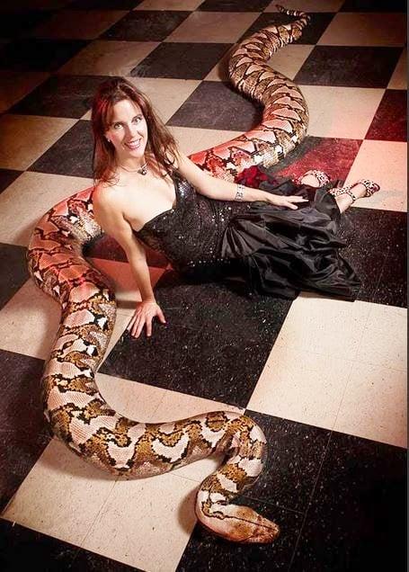 Medusa current longest python