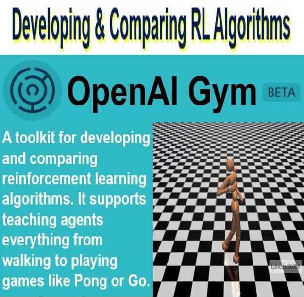 OpenAI gym for artificial intelligence