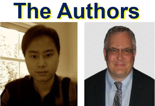 The authors of new study on photography