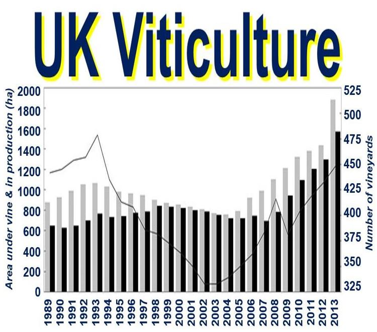 UK viticulture UK wine country