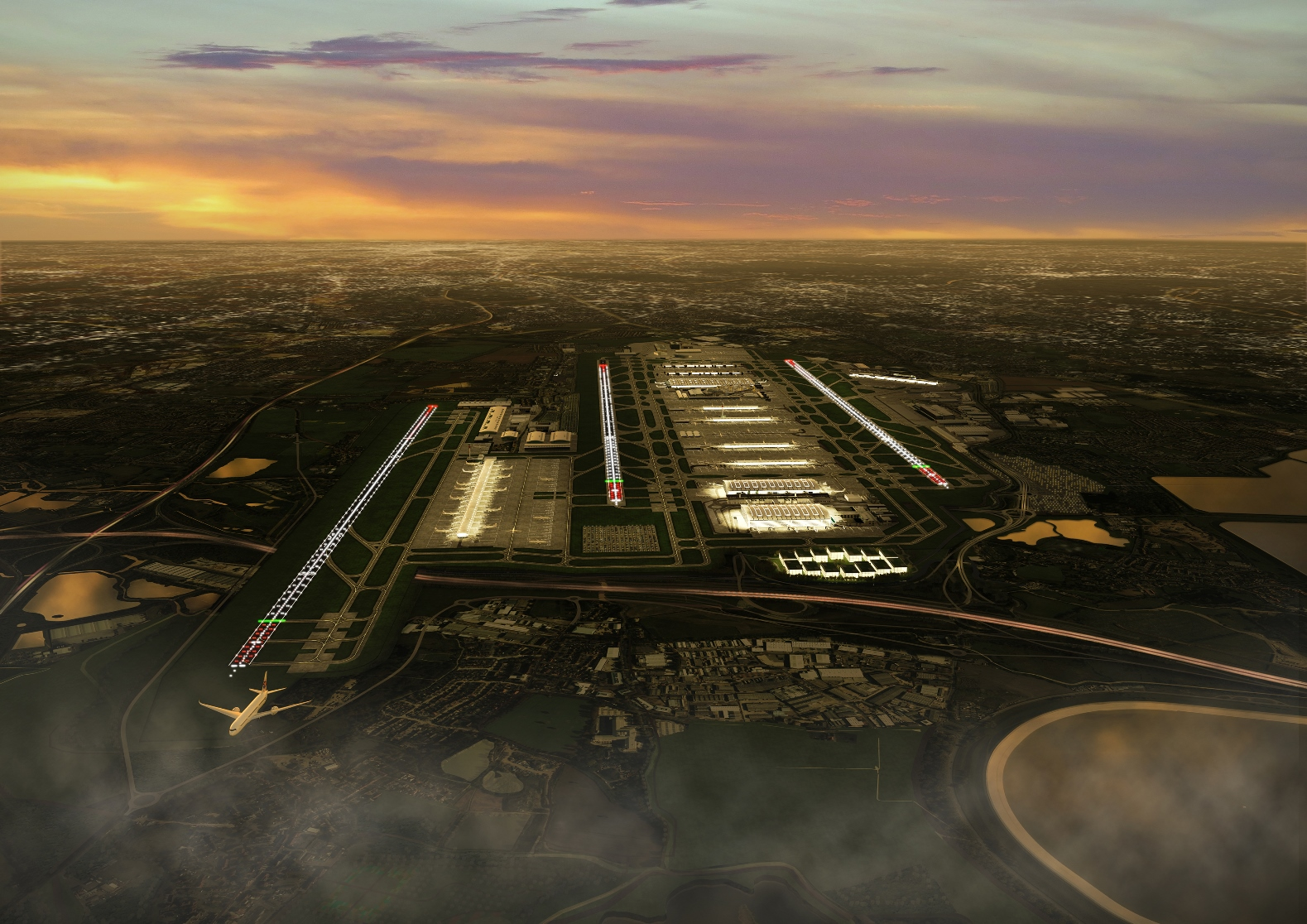 Heathrow-runway
