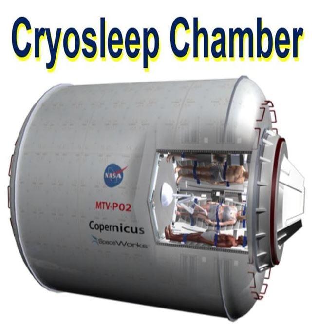 Cryosleep chamber