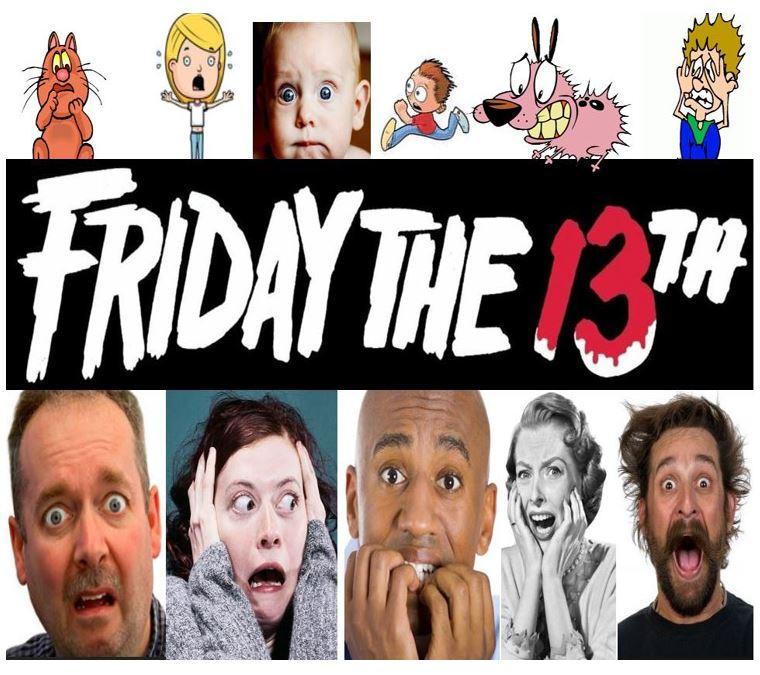 Friday 13th is all a Myth