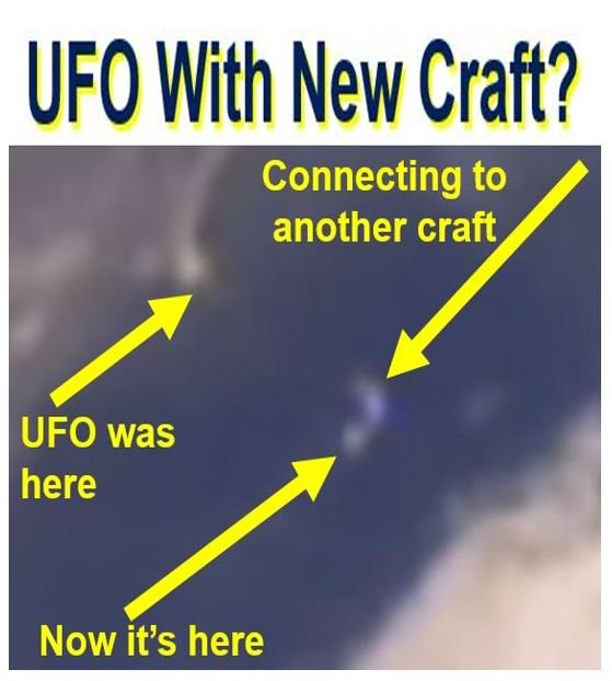 Has UFO moved to new craft