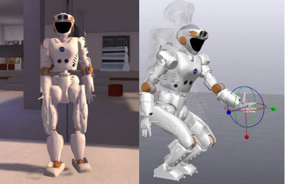 Humanoid robot for Mars travel missions