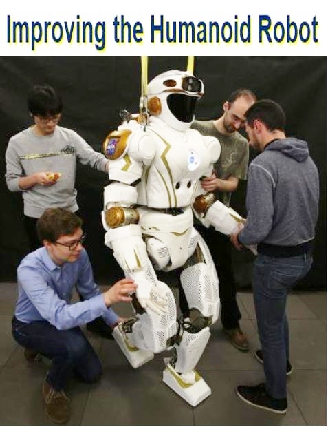 Improving the Humanoid Robot