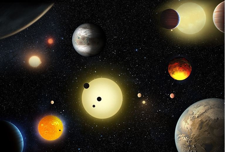 Lots of exoplanets