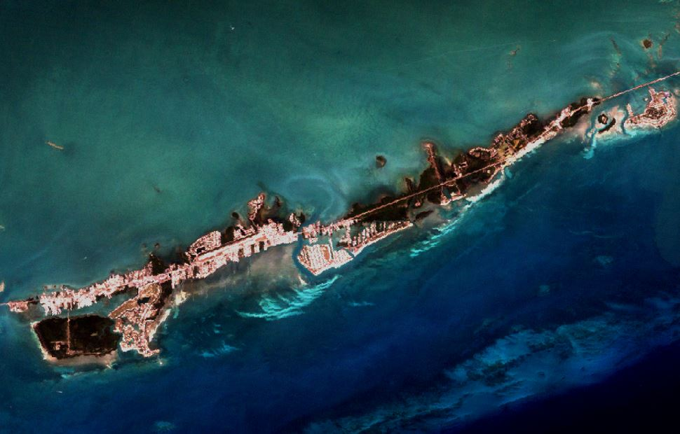 NASA image of the day coral reef