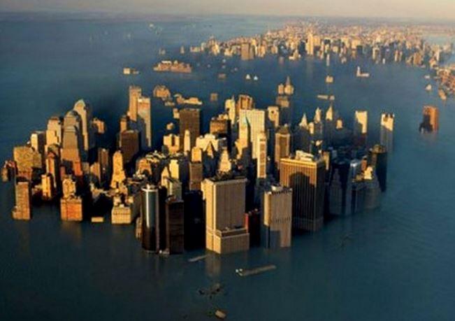 New York coastal flooding