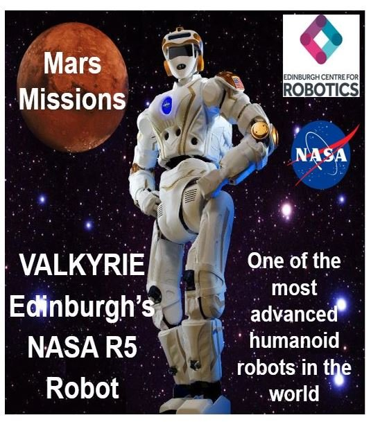 Robot created for future missions to Red Planet