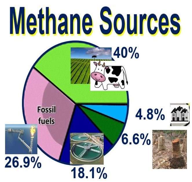 Sources of Methane