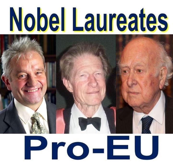 Brexit warning Nobel Prize Winners