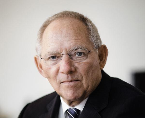 Dr Wolfgang Schäuble