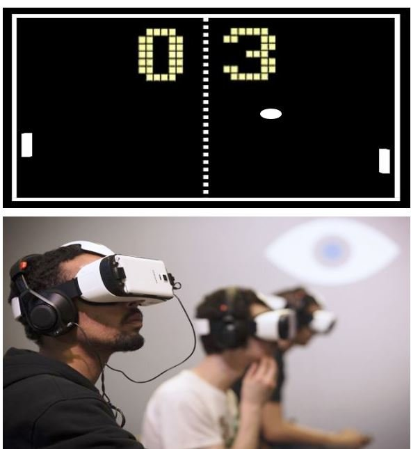 From Pong to a modern Simulation