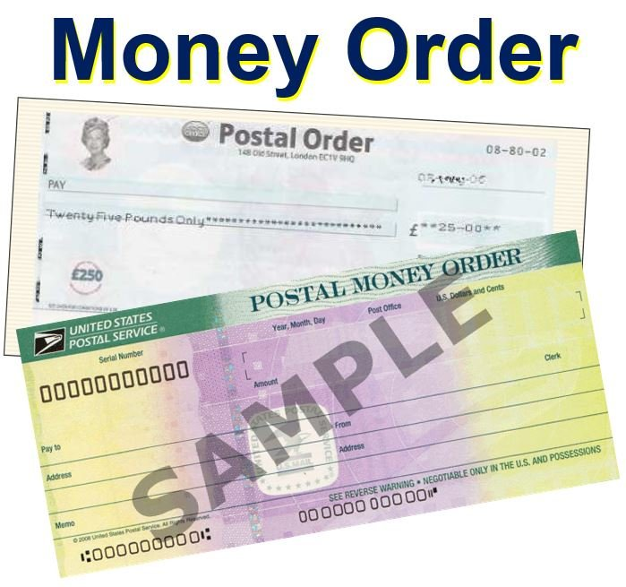 Does the post office issue money orders