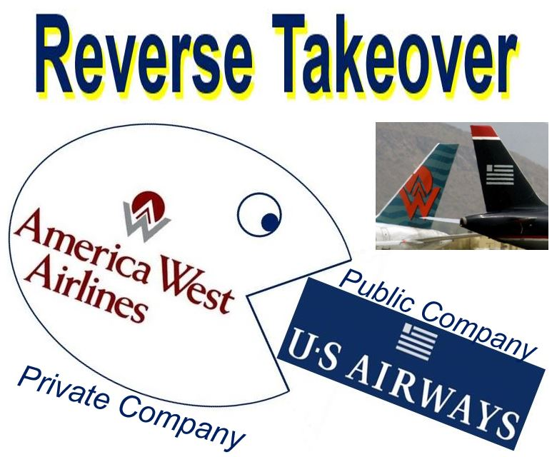 Reverse Takeover