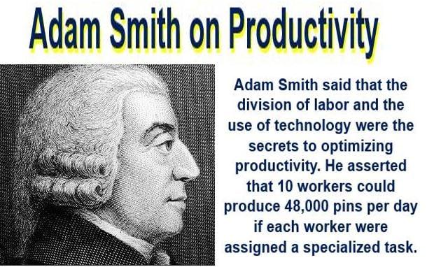 Adam Smith on Productivity