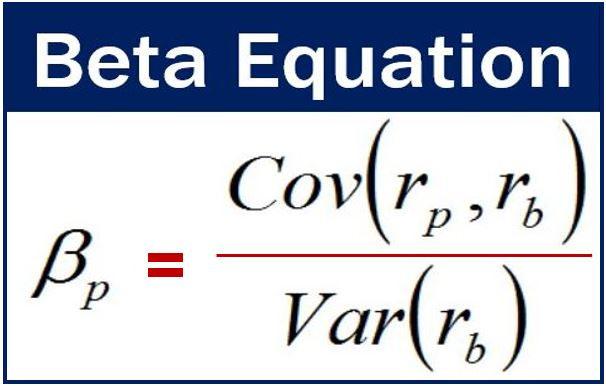 Beta equation
