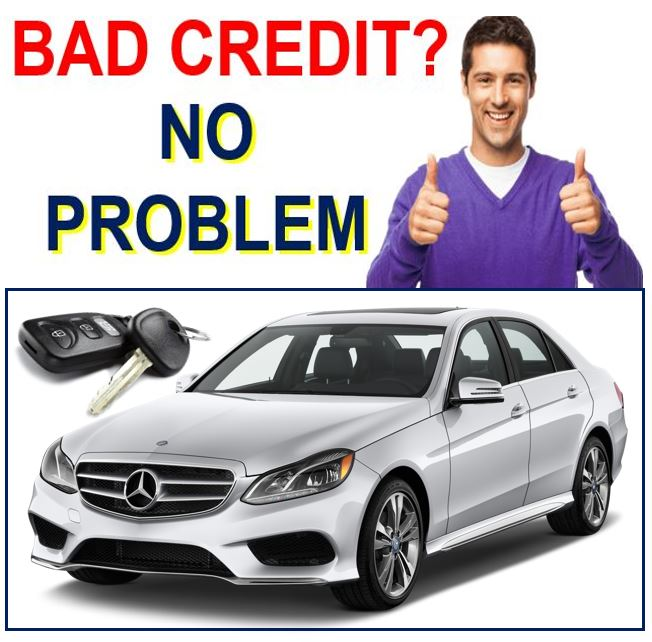 Car loan rates poor credit