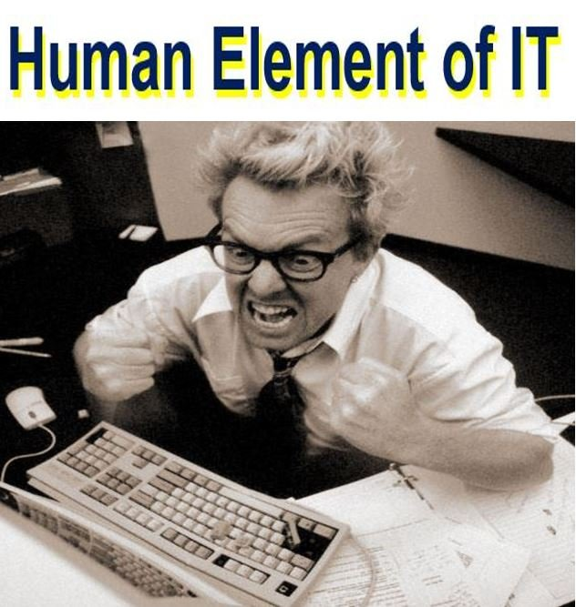 Human Element of IT