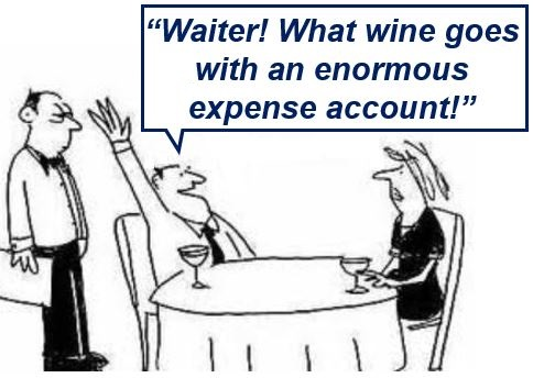 MEP Expense account