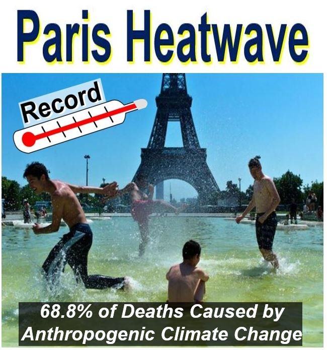 Paris heatwave deaths