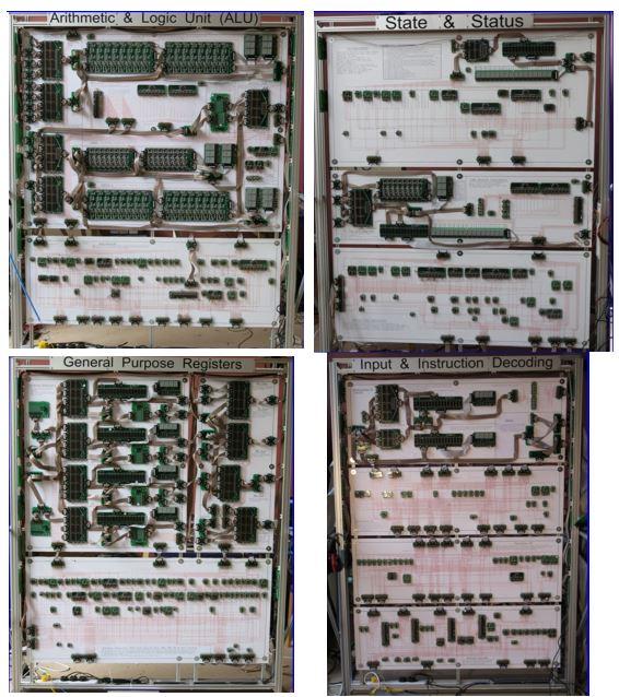 Supercomputer circuits