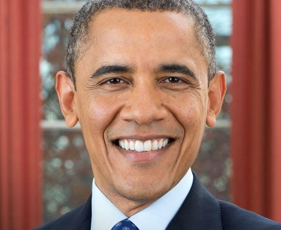 44th President Barak Obama