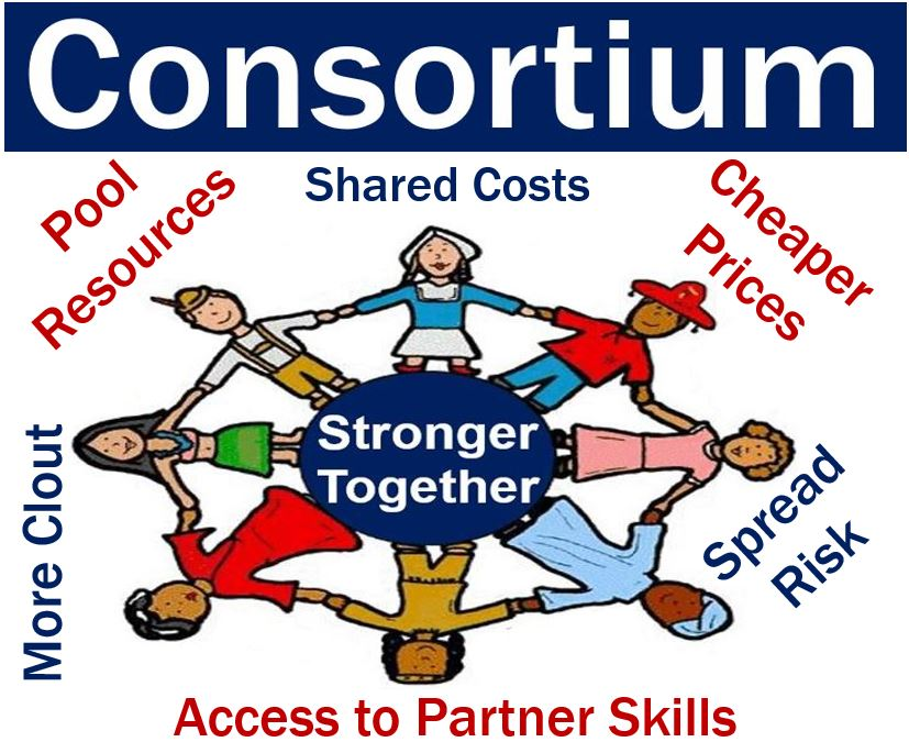 Consortium - Definition And Meaning