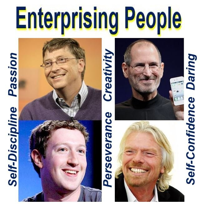 Enterprising People