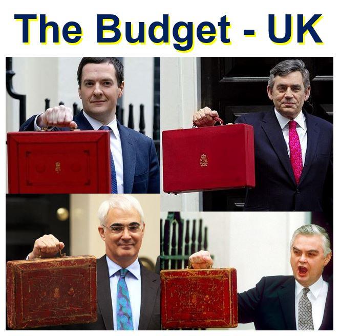 The budget UK