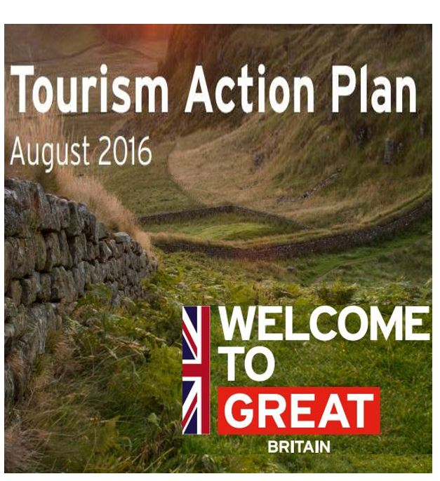 Tourism Action Plan to boost staycation numbers