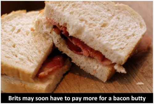 bacon butty