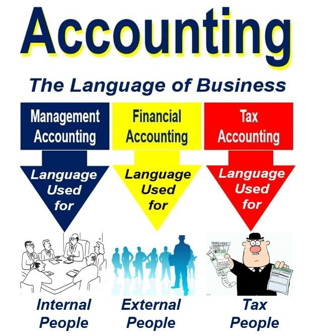 The language of business Accounting