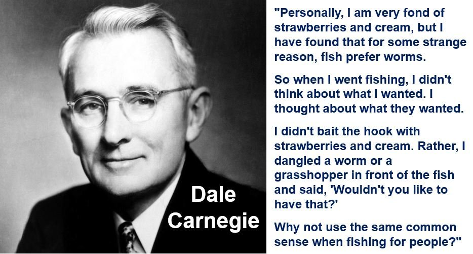 Dale Carnigie Quote